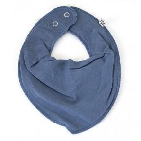 Dark Blue smæktørklæde - Pippi