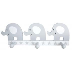 JaBaDaBaDo Knagerække - Elefant