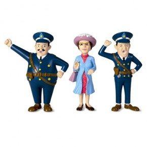 Pippi Langstrømpe Figursæt - Kling, Klang & Prussiluskan