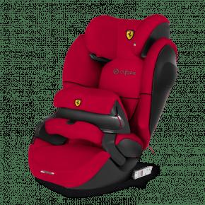 Cybex Pallas M-fix SL - Ferrari Racing Red