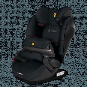 Cybex Pallas M-fix SL - Ferrari Victory Black