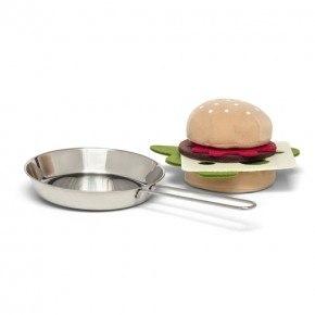 Micki Hamburger & Stegepande