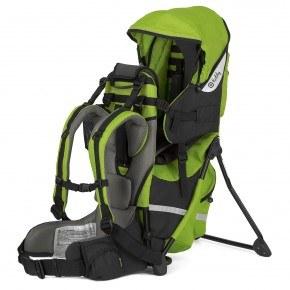 Kiddy Adventure Pack Bærestol - Spring Green