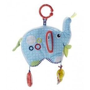 Fisher Price Elefant aktivitetslegetøj