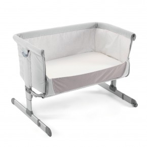 Chicco Next2Me - Silver