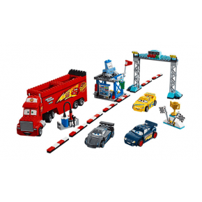 LEGO Juniors, Florida 500 - Det endelige racerløb - Cars