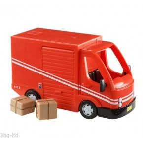 SDS Leveringsbil - Postmand Per