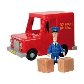 Royal Mail postbil - Postmand Per