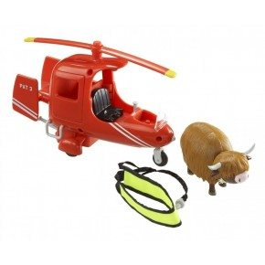SDS Helikopter - Postmand Per