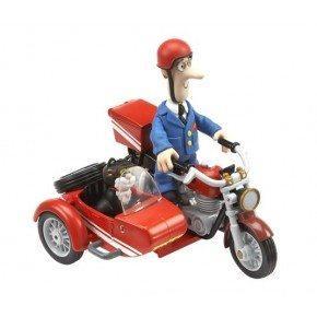 SDS motorcykel med sidevogn - Postmand Per