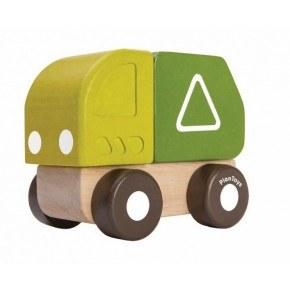 Mini skraldebil - Plantoys