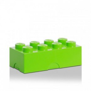 LEGO Classic 8 Lime Green Madkasse