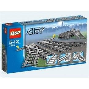 LEGO CITY - Skiftespor - 7895