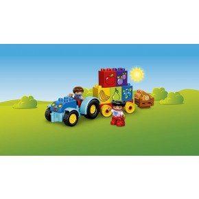 LEGO DUPLO Min første traktor