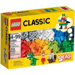 LEGO CLASSIC - Kreativt Tilbehør - 10693