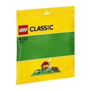 LEGO CLASSIC - Grøn Byggeplade   - 10700
