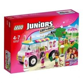 Emmas isbil - Lego