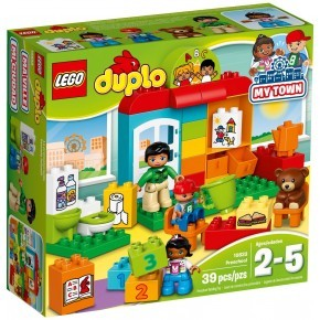 Børnehave - Lego Duplo