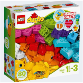Mine første klodser - Lego Duplo