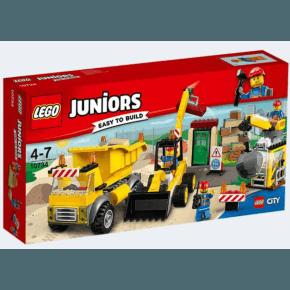Nedrivningsplads - Lego