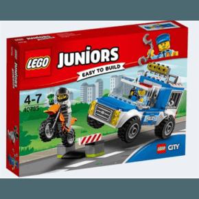 Politijagt - Lego