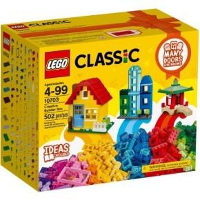 LEGO CLASSIC - Vinduer og Døre Byggesæt - 10703