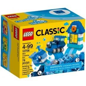 Blåt kreativitetssæt - Lego