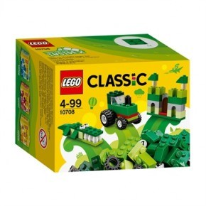 Grønt kreativitetssæt - Lego