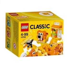 Orange kreativitetssæt - Lego