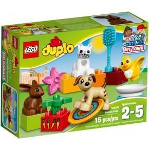 Familiens kæledyr - Lego Duplo