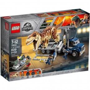LEGO Jurassic World, T. rex-transport - 75933