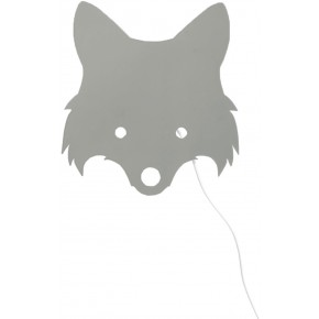 FERM LIVING Fox Lamp - Dusty Green