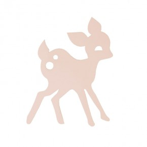 FERM LIVING My Deer Lamp - Rose