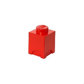LEGO Opbevaringsboks 1 - Rød