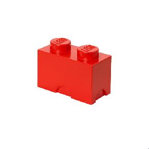 LEGO Opbevaringskasse 2 - Rød