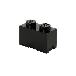 LEGO Opbevaringskasse 2 - Sort