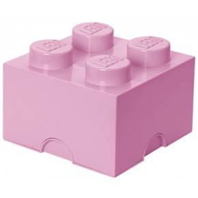LEGO Opbevaringskasse 4 - Light Purple