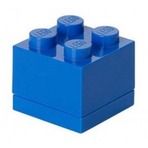LEGO Mini Box 4 - Blue
