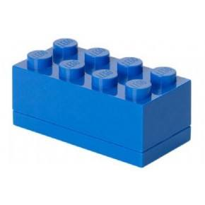 LEGO Mini Box 8 - Blue