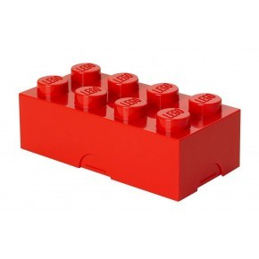 LEGO Classic 8 Red Madkasse