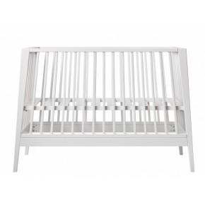 Linea babyseng - Hvid (Uden madras)