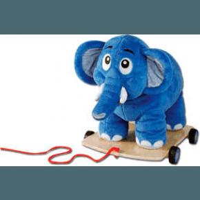 Krea Bodil elefant - lille