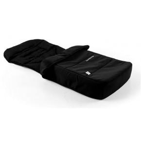 Babytrold  kørepose indie twin - Sort