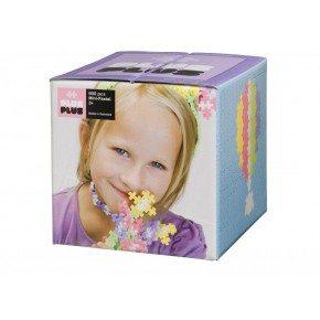 Plus Plus Byggeklodser - Mini pastel - 600 stk