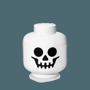 LEGO Opbevaringshoved, skelet - Lille
