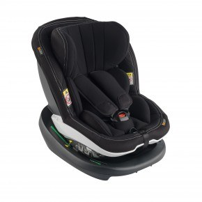 BeSafe iZi Modular i-Size Black Car Interior Autostol
