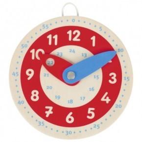 Goki Lær klokken