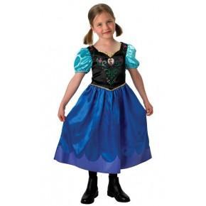 Rubies Kostume - Frost, Anna - Str S