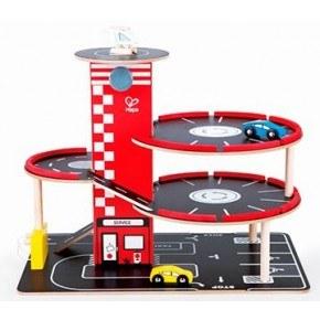 Hape Race Around Garage