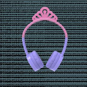 IFROGZ Little Rockerz Trådløse børnehøretelefoner - Prinsesse